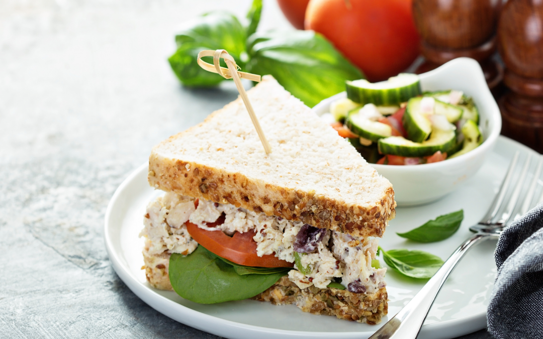 Chicken Salad Sandwich Filling