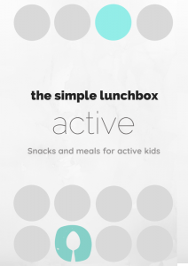 The Simple Lunchbox - Active eBook - Cover